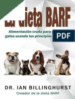 La Dieta BARF Alimentación Cruda Para Perros y Gatos