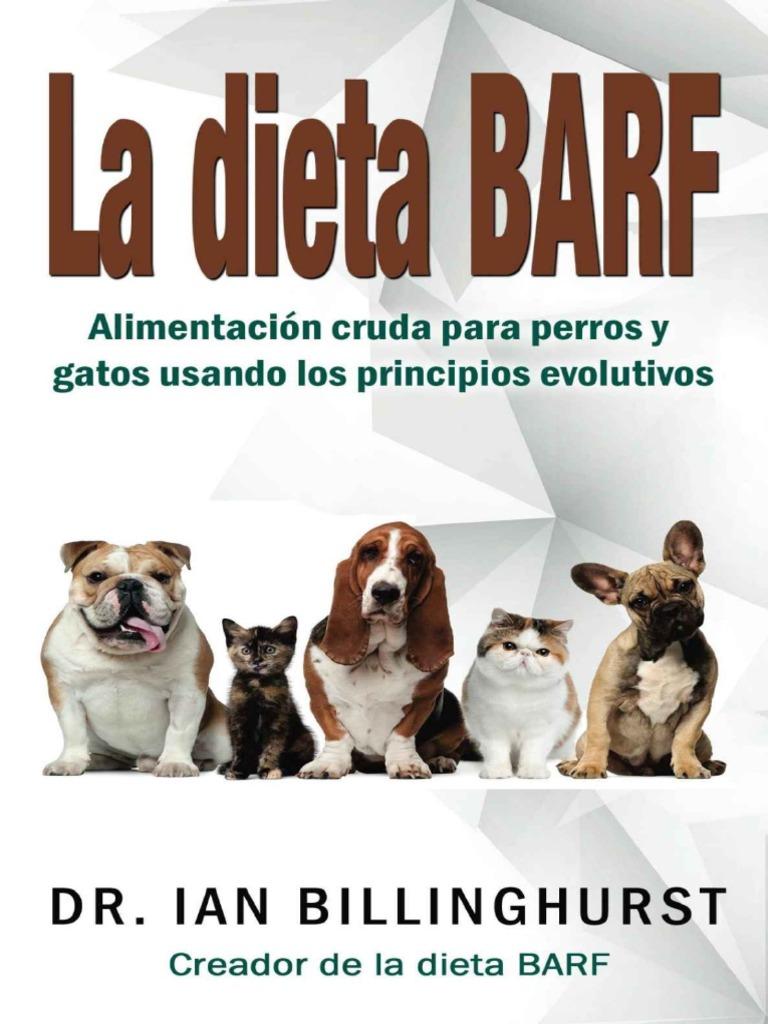 dieta barf para perros con pancreatitis