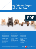 BMO Pet Products - Staples