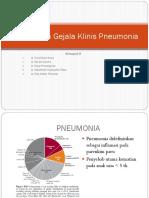 Etiologi Dan Gejala Klinis Pneumonia Revisi