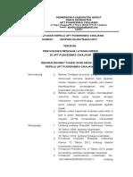 7.4.1.1. SK Penyusunan Rencana Layanan Medis