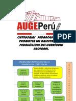 Categorias Pedagógicas Para Promover Orientacioness
