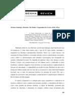 Resenha - Machado - Silviano Santiago