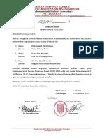 (5) Surat Tugas Lokakarya
