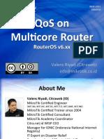 QoS on Multicore