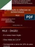 Pele Biomateriais