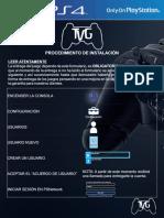 Procedimiento PS4