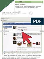 5 Methodes Pour Faire de l Argent Sur Facebook