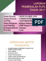 Presentasi Plpg Noni