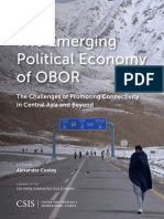 The Emerging Polical Economy of OBOR