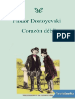 Dostoievski, Fiódor - Corazon Debil