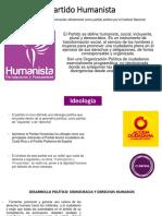 El Partido Humanista