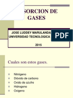 Absorcion de Gases.metalografia II. 2015