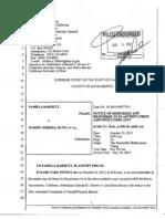 BARNETT v DUNN (STATE CASE CALI) - Notice of Demurrer and Demurrer 1st Amended Complaint - DefaultDMS