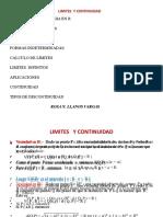 6 Limites y Continuidad 2.pptx