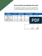 Modelo de Centro de Gravedad Para Centros de Distribucion