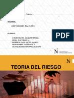 Teoria Del Riesgo