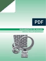 Catalogo Rodamientos de Agujas Nbs