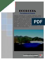 Capitulo i, Generalidades y Biotopo