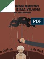 Pradhan Mantri Fasal Bima Yojana Report