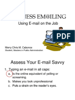 Business Emailing