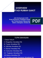 Overview Akreditasi Rs