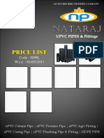 Demo Pricelist
