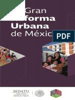 La Gran Reforma Urbana de Mexico