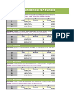 67 Funciones de Excel Muy Bien Explicadas 1