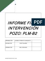 PLM-B2_Informe Final WO