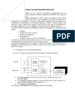 Automate programmable industriel  2.doc