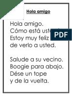 Canto  Infantil -- Hola amigo.pdf
