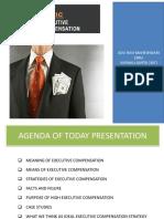 Compensation Presentation