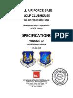 11 Clubhouse Specs Vol 2