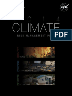 NASA 2014 Climate Risk Mgmt Plan
