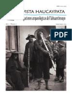 Revista Haucaypata.nro.2.2011
