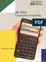 Manual Hp 17bii