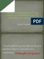 NEVOILE FUNDAMENTALE-MANIFESTARI DE DEPENDENTA.ppt