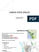 Urban Open Spaces