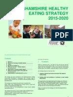 Bucks Healthy Eating Strategy FINAL