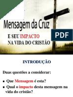 Mensagem Da Cruz