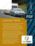 Caravan Tyre Safety