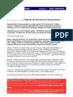 Flutkatastrophe Pakistan Journalisten Appellieren