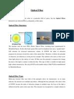 Optical Fiber.docx