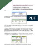 Informatica PowerCenter - Finding the Difference Rows Between Heteregeneous Sources
