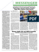 Peace Messenger Issue 7-2012