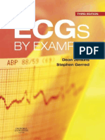 ECGs by Example, Third Edition - Jenkins, Dean & Gerred, Stephen John