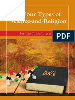 Types of Science and Religion Pietersen