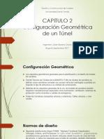 Capitulo 2 Configuración Geométrica de Un Túnel