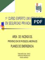 1º Curso Experto Universitario en Seguridad Privada